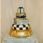 4 tier wedding cake to serve 150 beautiful handmade wedding cakes for poole in dorset 10420