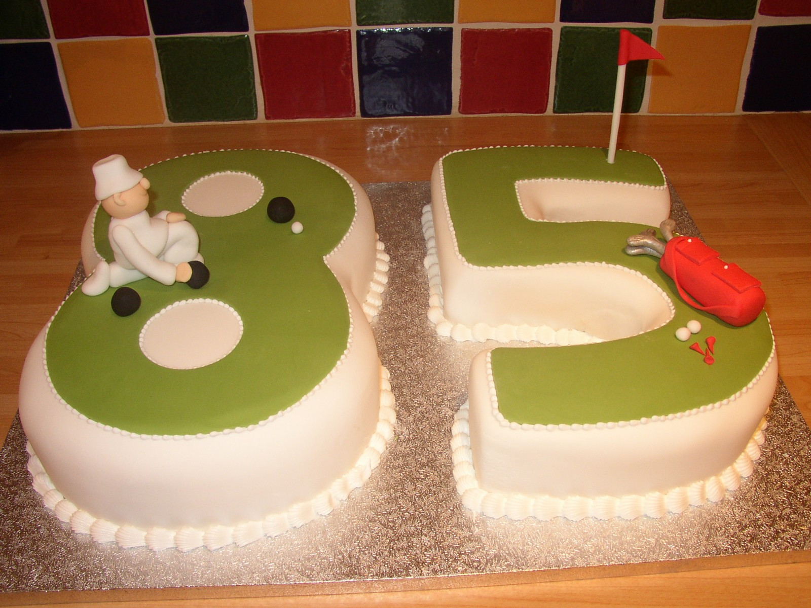 40th Birthday Cake Ideas For Men 5 Picture