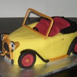 Brum \inspired \novelty Birthday Cake