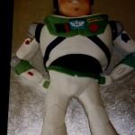Buzz Lightyear FromToy Story Inspired Birthday Cake