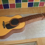 Classical Guitar Novelty Cake