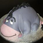 Eeyore Winnie The Pooh Inspired Birthday Cake