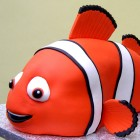 Finding Nemo Inspired Novelty Birthday Cake
