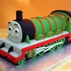 Henry Thomas The Tank Engine Birthday Cake