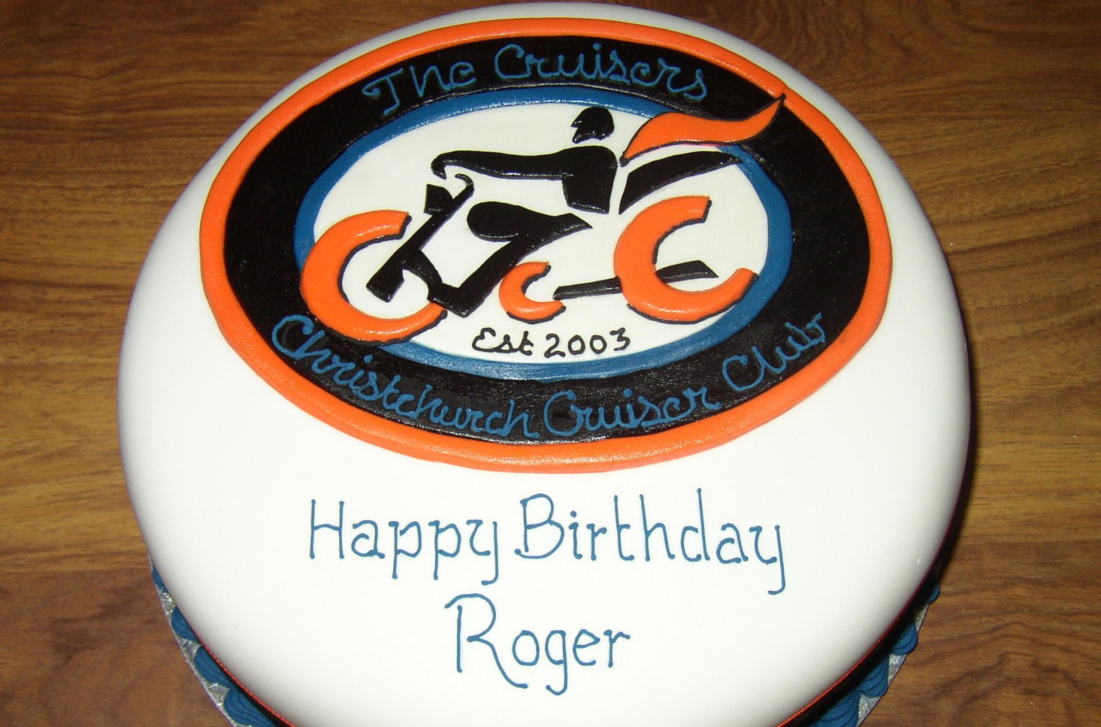 Awesome Motorcycle Club Inspired Birthday Cake Susies Cakes Funny Birthday Cards Online Alyptdamsfinfo