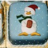 Mini Novelty Christmas Cakes thumbnail