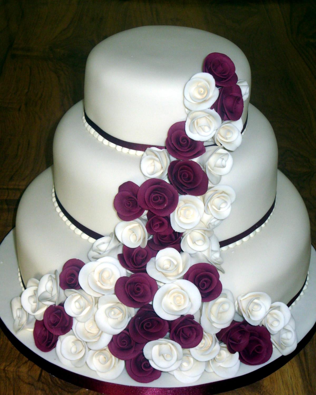 Tier Occasion Fruit Cake