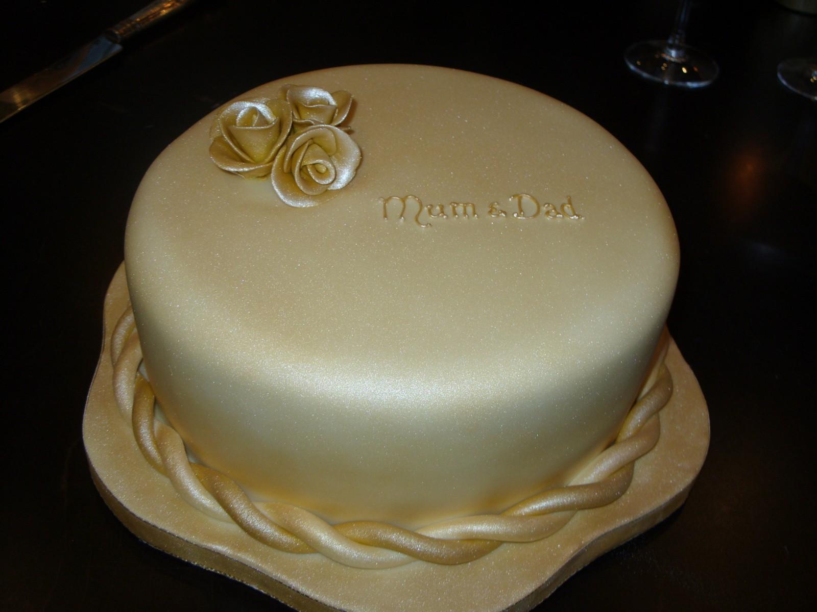 Pin 10th Wedding Anniversary Calla Liliy Cake Flickr