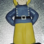 Fireman Sam Novelty Birthday Cake