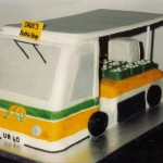 Novelty Milk Float Birthday Cake