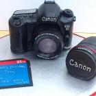 Canon EOS 5D Mark 3 Camera Novelty Cake