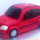 Citroen C3 Car Novelty Birthday Cake
