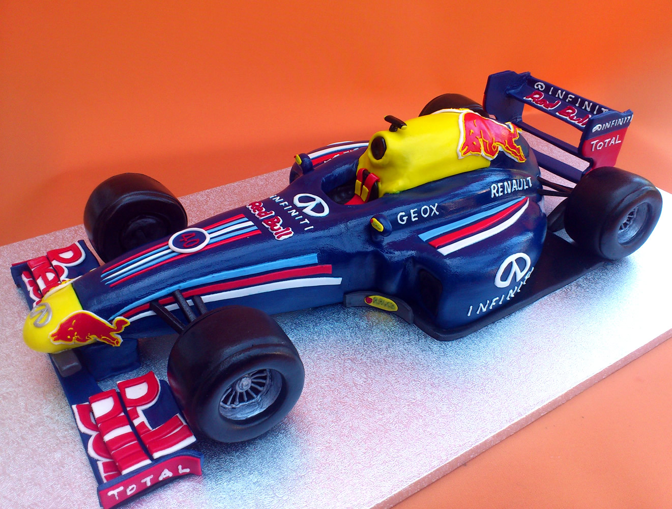Racing Car Cakes Uk