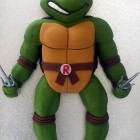 Teenage Mutant Ninja Turtle Raphael Novelty Cake