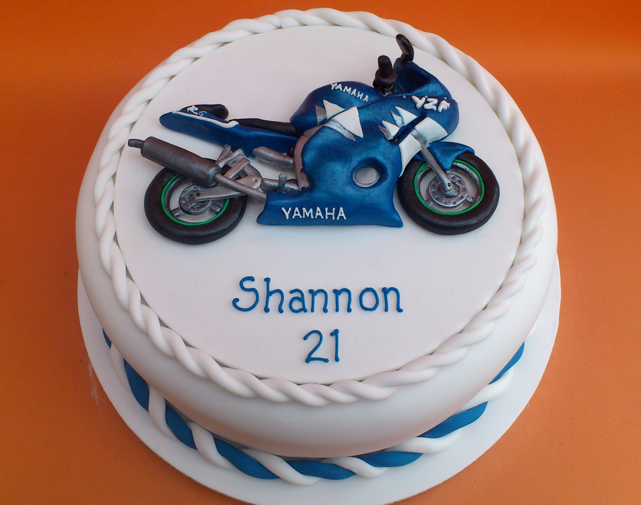 Birthday Cake Ideas With Fondant For Men