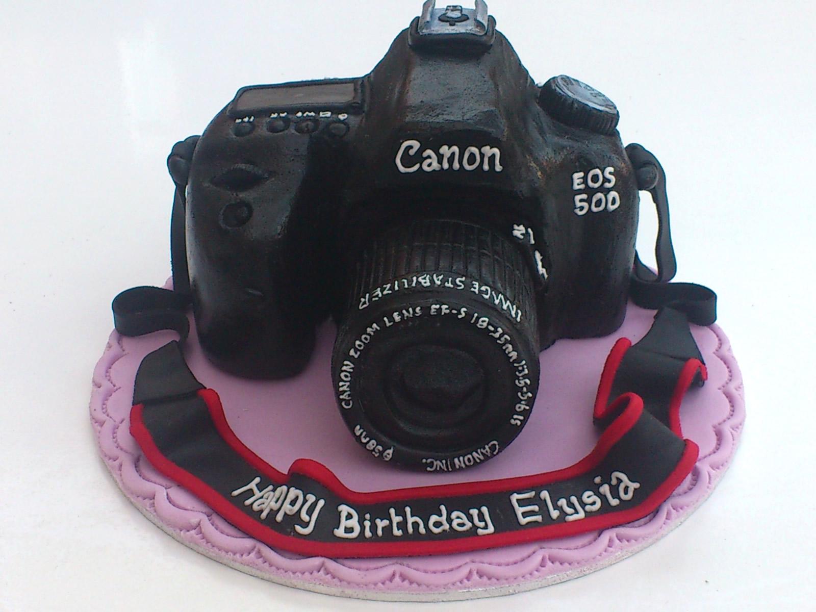 Canon Eos 50d Cake Topper Susie 39 S Cakes