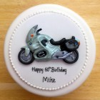 bmw r1100 rt motorcycle novelty birthday cake