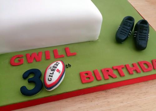 england rugby shirt novelty cake