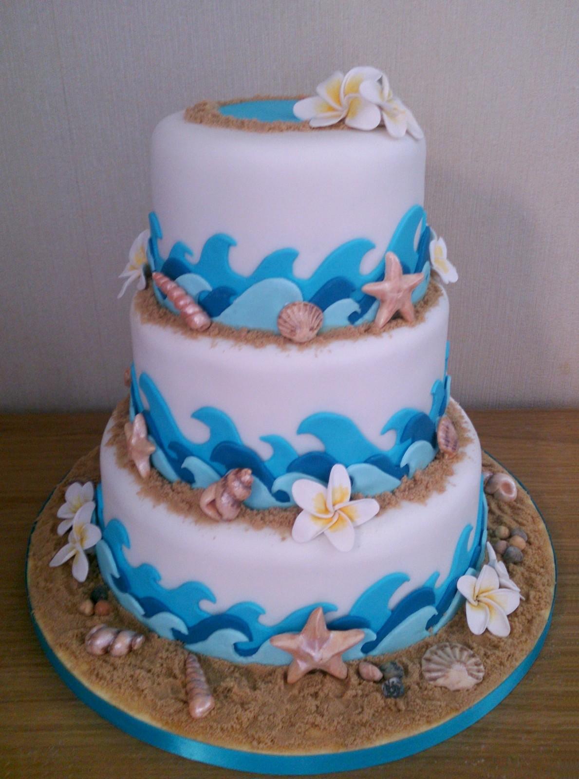 Kite Surf Beach Themed Novelty Wedding Cake 171 Susie S Cakes