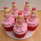 princess novelty cupcakes