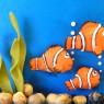 Aquarium themed birthday cake thumbnail