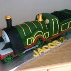 emily thomas the tank engine novelty cake