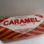 tunnocks caramel chocolate bar novelty birthday cake