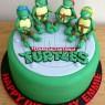 Teenage Mutant Ninja Turtles Birthday Cake  thumbnail