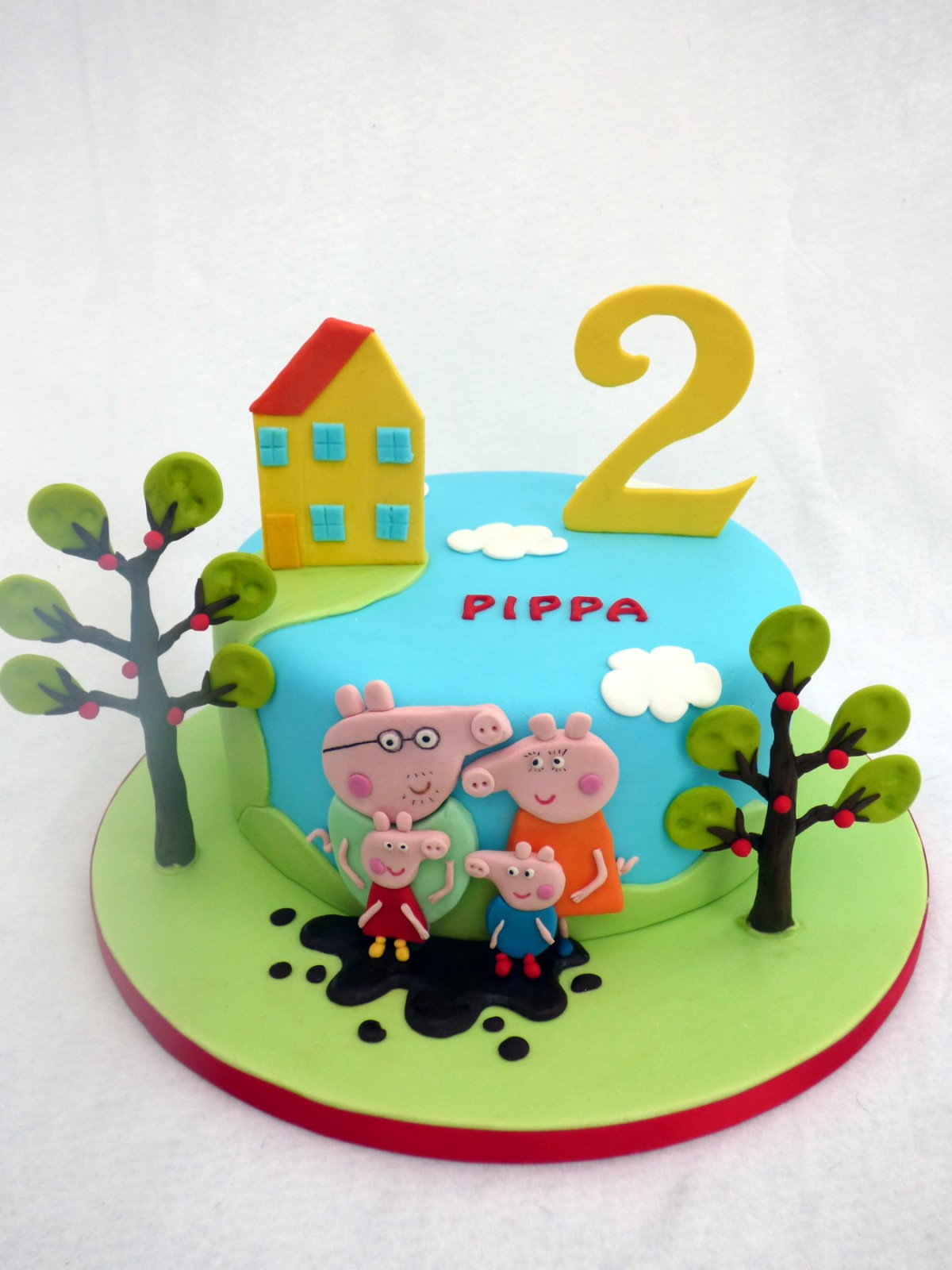 Create Name Of Birthday Cake