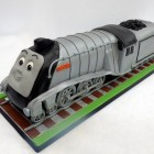 spencer thomas the tank engine train birthday cake