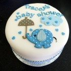baby shower celebration cake