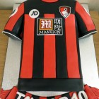 afc bournemouth cherries football shirt 2016