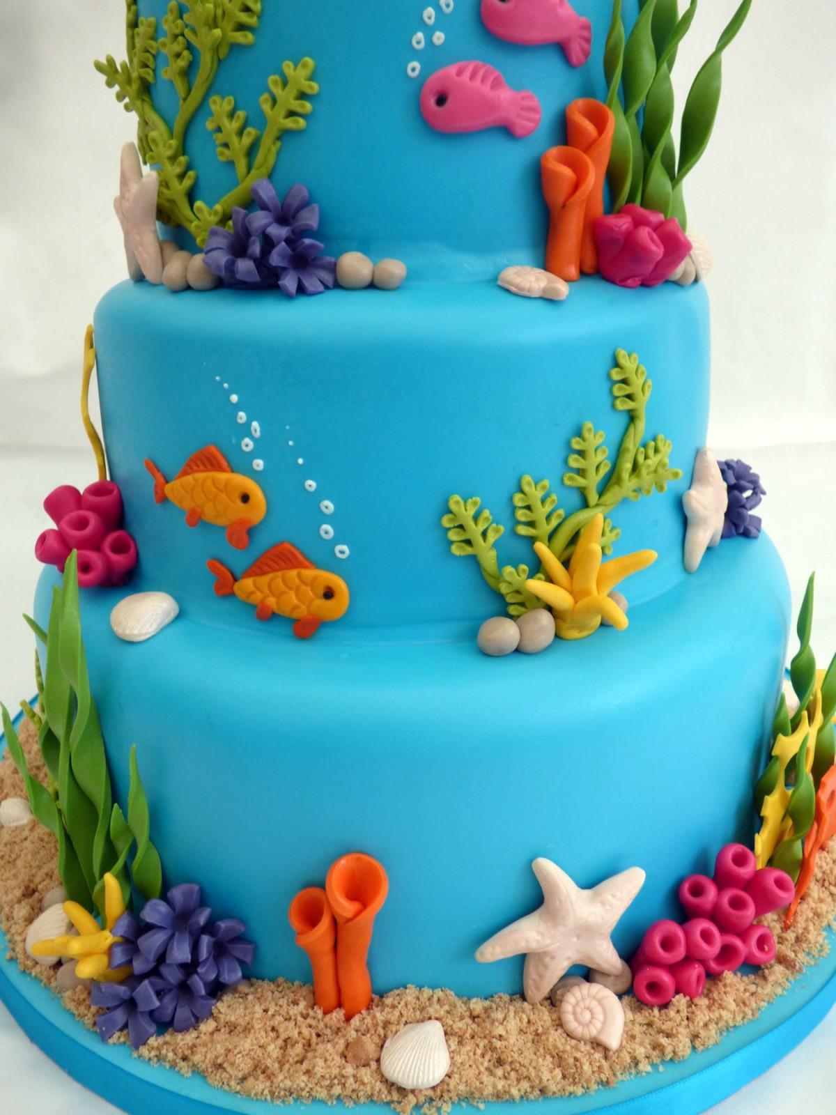 Nautical Theme - CakeCentral.com