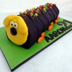 Asda clyde the caterpillar