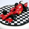 f1 ferrari birthday cake topper thumbnail
