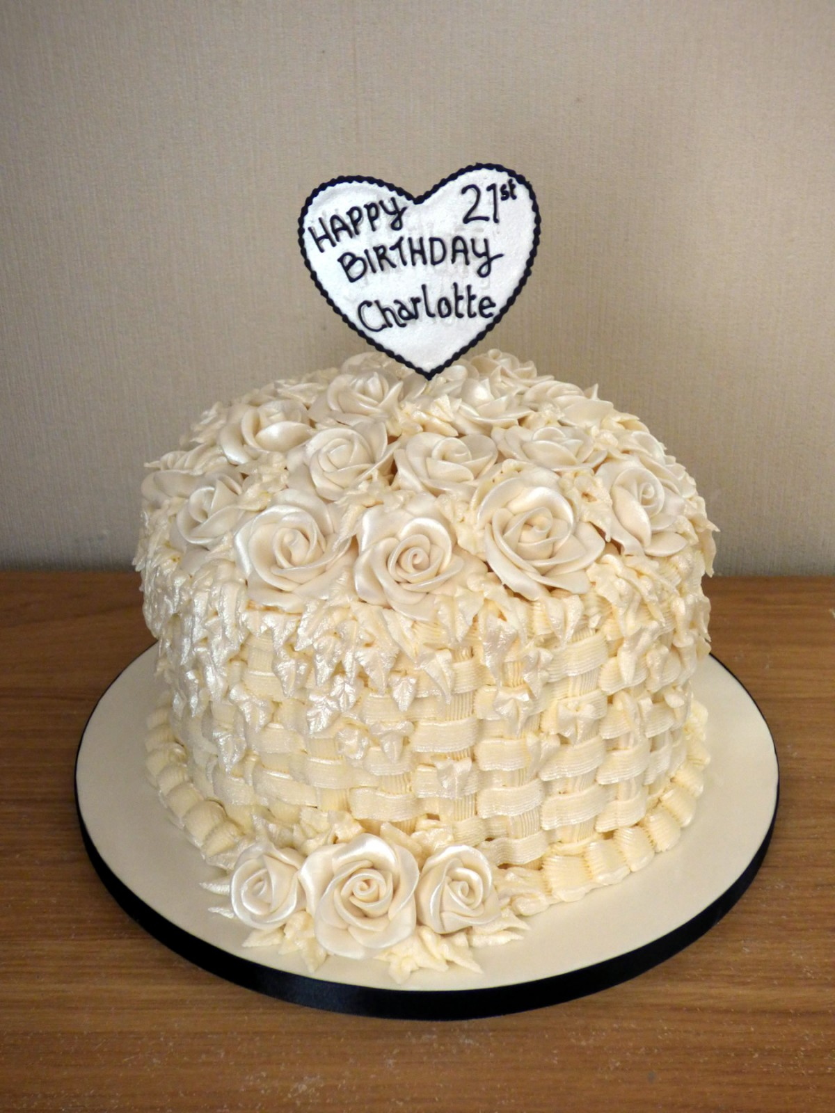 Kasdashian Birthday Cake