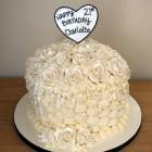 kylie kardashian inspired birthday cake
