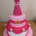 2-tier-fondant-sleeping-beauty-princess-birthday-cake