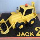 yellow-digger-birthday-cake-