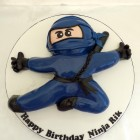 blue-ninja-birthday-cake