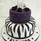 elegant-16th-birthday-cake