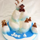 ice-age-themed-birthday-cake