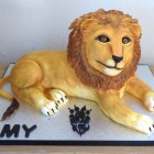 lion-birthday-cake