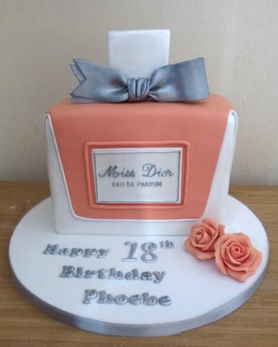 miss-dior-perfume-bottle-birthday-cake