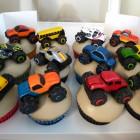 monster-jam-truck-cupcakes