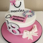 pandora-bracelet-themed-birthday-cake