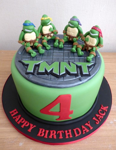teenage-mutant-ninja-turtles-birthday-cake
