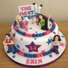 the-next-step-dance-themed-birthday-cake