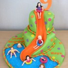 2-tier-water-slide-birthday-cake