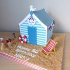 beach-hut-birthday-cake
